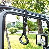 Auto Cane Car Grab Handle Adjustable Standing Aid