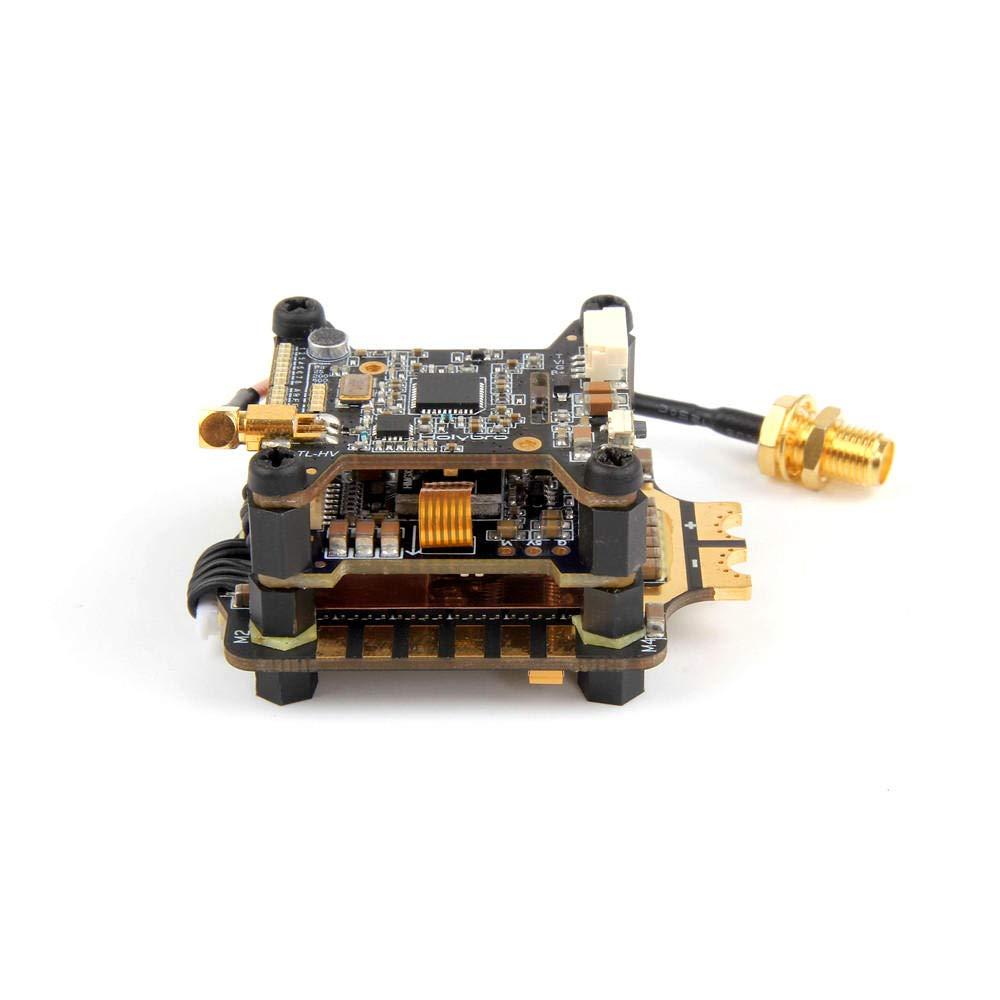 Faironly F7 フライトコントローラー + Atlatl HV V2 FPVトランスミッター + Tekko32 35A 4 in 1 ESC RCドローンKSX3195用   B07NJDK7CS