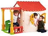 ECR4Kids Lake Cottage Children's Play House