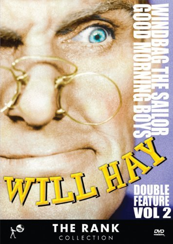 Will Hay 2: Windbag the Sailor / Good Morning Boys [DVD] [Region 1] [US Import] -