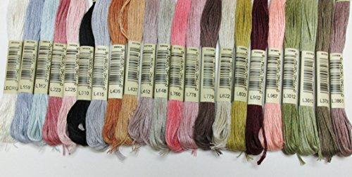 Embroidery Linen Floss - 2