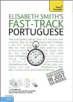 Book Fast-track Portuguese: Teach Yourself (Book/CD Pack)