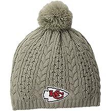 OTS NFL Adult Women's Valerie Beanie Knit Cap