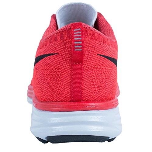 material de Pure 601 hombre correr sintético de Crimson Black 620465 Zapatillas Bright NIKE Platinum xqfYAA