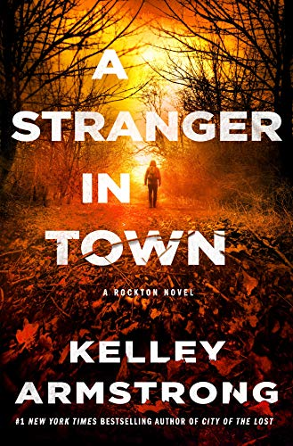 Book Cover: A Stranger in Town