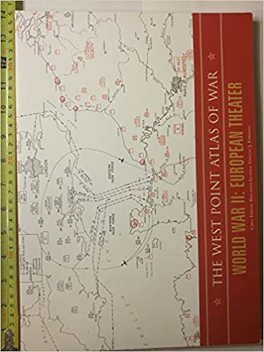 The west point atlas of war world war ii european theater editor the west point atlas of war world war ii european theater editor vincent j esposito 9781603760232 amazon books gumiabroncs Image collections