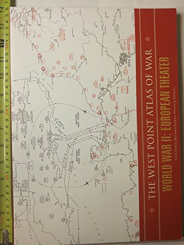 The West Point Atlas of War: World War II: European Theater