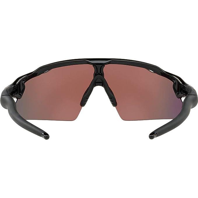 85aafb0439784 Amazon.com  Oakley Men s Radar Ev Path Non-Polarized Iridium Rectangular  Sunglasses