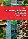 Les micro-organismes efficaces par Lorch