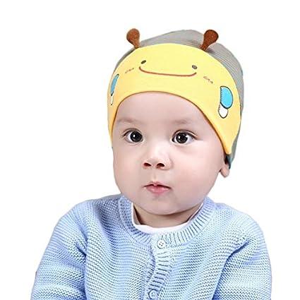 Bighub Hot Baby Photography Props Cute Kid Baby Boy Girl Toddler Infant Hat  Bee Baseball Cap Cotton Kids Hats Baby Bonnet Topi Bayi Blue  Amazon.in  ... 7e4183cda2