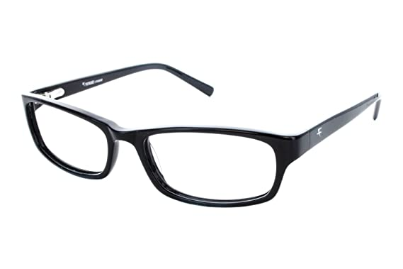 9ff3d56441 Fatheadz Wallstreet FH00138 Extra Large Mens Eyeglasses Black Optical Frame