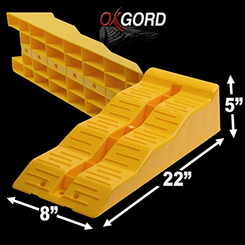 OxGord-RV-Camper-Leveler-Ramps-Pack-of-2-Leveling-Blocks-for-Travel-Trailer-Levelers-for-RVS-Campers