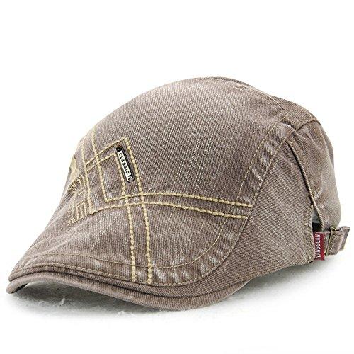 beanie gris sombreros ocio Navidad de Brown oscuro MASTER hombre hombre Tapa sombrero Halloween hat xPY5Ewt