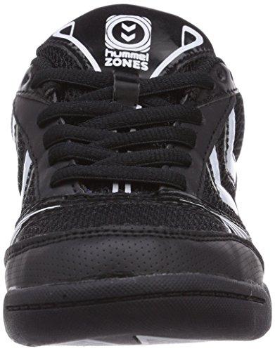 hummel HUMMEL ROOT JR - Zapatillas infantil Negro (Black)