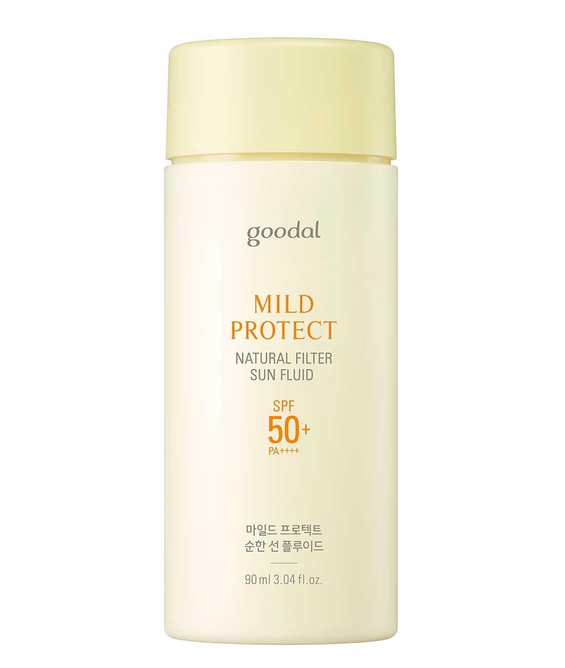 Goodal Mild Protect Natural Filter Sun Fluid 3.04 fl.oz.
