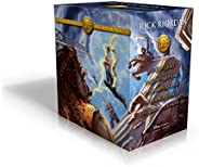 The Heroes of Olympus Hardcover Boxed Set