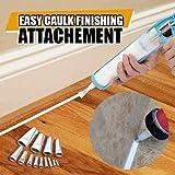 Perfect Caulking Finisher, 14Pcs Caulk Nozzle