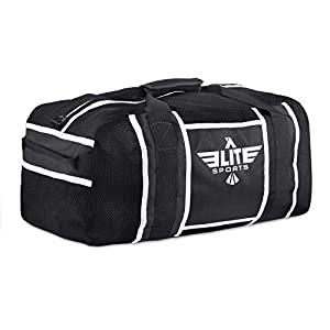 NEW ITEM Elite Sports Ventilated Mesh Duffel Gym Bag