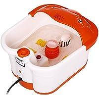 V Care Pedicure Footbath Massager Machine, Standard Size (Multicolour)