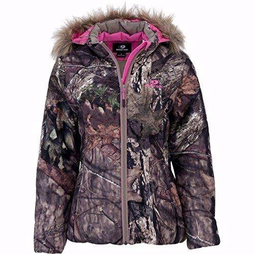 Mossy Oak Womens Bubble Jacket (Small) (Small) Camo