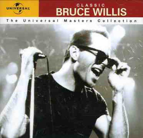 CD : Bruce Willis - Universal Masters (CD)