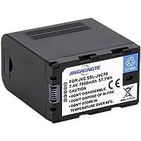 Camcorder Batteries SSL-JVC70 7.4V 7800mAh for JVC HM600 HM650 HMQ10