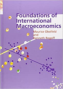 image for Foundations of International Macroeconomics (The MIT Press)