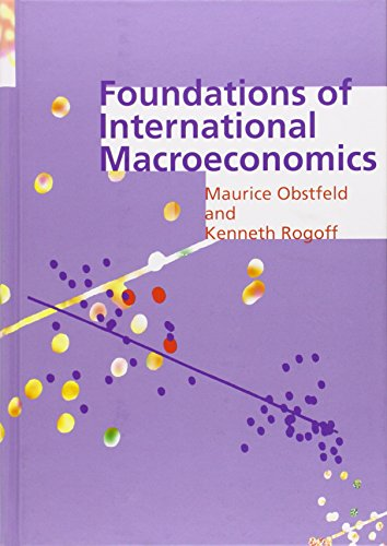 Foundations of International Macroeconomics The MIT Press
