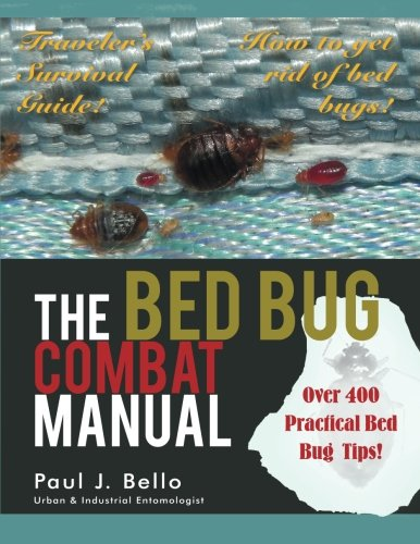 The Bed Bug Combat Manual (Belle Couch)