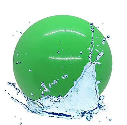 Aqua Ball - Pool Toys for Kids | Water Toys for Swimming, Diving and Underwater Pool Games | Gift for Teenagers, Kids or Adults | 9 in. Water Ball Fills with Water