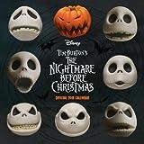 Nightmare Before Christmas Official 2018 Calendar - Square Wall Format Calendar (Calendar 2018)