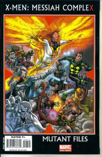 X-Men Messiah Complex - Mutant Files #1