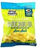 Good Health Avocado Oil Potato Chips, Sea Salt, 1 oz (Pack of 24)