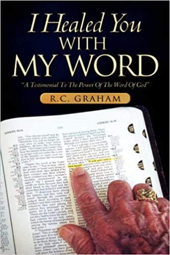 Book I Healed You With My Word