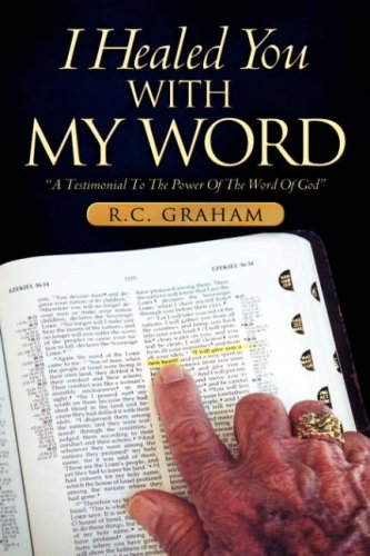 I Healed You With My Word ebook