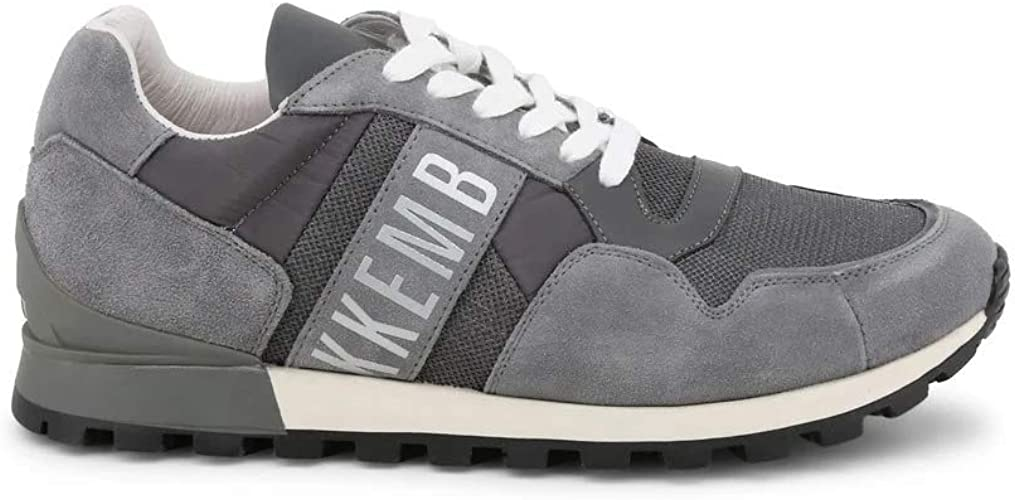 Bikkembergs Fend-er Men Sneakers Lace Up Low Top Athletic Trainers Shoes