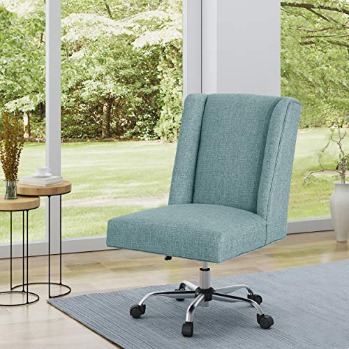 Christopher Knight Home Tucker Office Chair, Blue