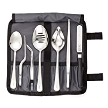 Mercer Culinary 8 Piece Professional Chef Plating Kit
