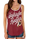 Junk Food NFL Washington Redskins Crimson Red Juniors Tank Top