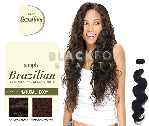 Outre Simply Brazilian Natural Non processed product image