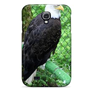 Galaxy S4 Case Cover Bald Eagle Case - Eco-friendly Packaging