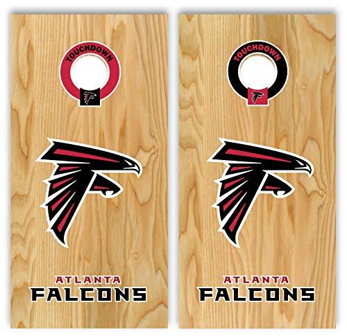 Set of Atlanta Football Decal 17