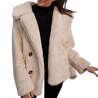 WuyiMC Women Warm Winter Coat Casual Parka Jacket