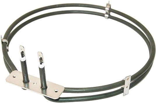 To Fit Electrolux EOB6630X UK R05 2450 Watt Circular Oven Element