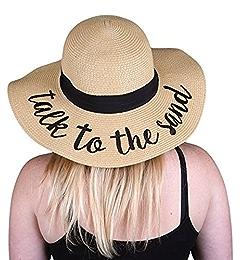 a52ba267810 Funky Junque H-2017-B Bridal Sun Hat - Bride  Amazon.ca  Clothing    Accessories