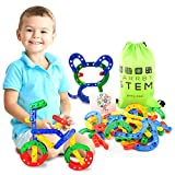 Montessori Toys For Toddlers | STEM Toys | Kids Toys | Toddler Outdoor Toys | Toddler Boy Toys | Preschool Learning Toys | Sensory Toys for Autistic Children - Age 2, 3, 4,5, 6+ Outdoor, Beach,Travel