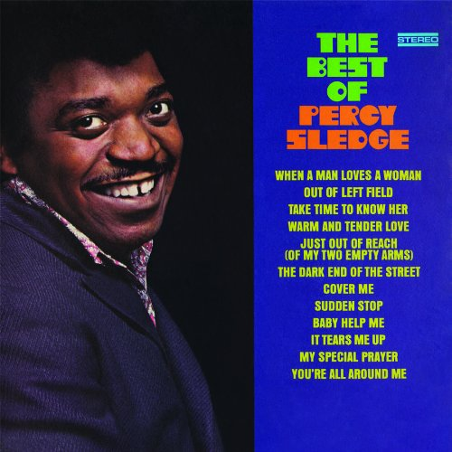 Percy Sledge - The Best Of Percy Sledge (180 Gram Vinyl, Limited Edition)