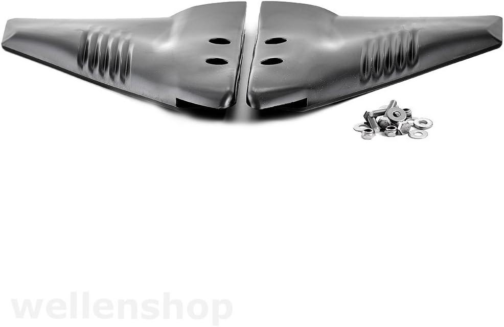 Hydrofoils für Außenborder von 4-50 PS Hydrofoil Trimmflügel
