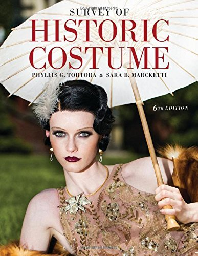 Survey of Historic Costume: Studio Access Card by Phyllis G. Tortora (2015-03-12)]()