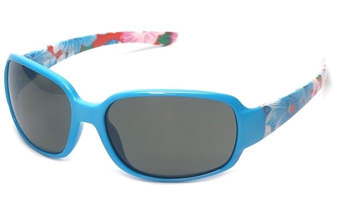 sunglasses for kids  Amazon.com: Suncloud Polarized Sunglasses Kids Picnic Model, Blue ...